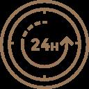Atención las 24Hs